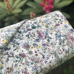 Tana Lawn WILD FLOWERS Liberty London